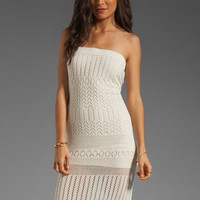 Young, Fabulous & Broke Lou Maxi in Creme from REVOLVEclothing.com
