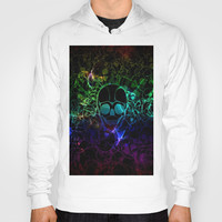 COLORFUL SKULL Hoody by Acus
