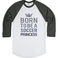 Skreened Born To Be A Soccer Princess 3/4