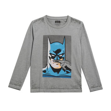 BAT Long Sleeves Graphic T-Shirt