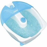 Conair Foot Bath With Heat, Bubbles & Attachment (pack of 1 Ea)