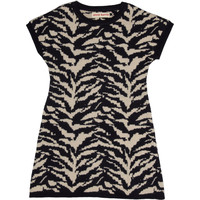 Anne Kurris Tiger Sweater Dress Sale up to 70% off at Barneyswarehouse.com