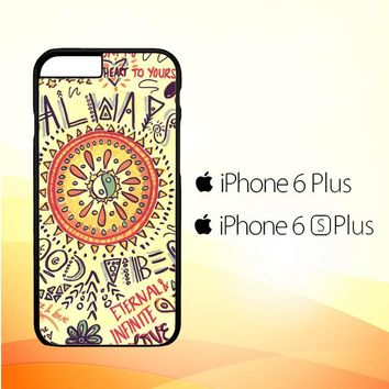 American Hippie Psychedelic L1340 iPhone 6 Plus|6S Plus Case