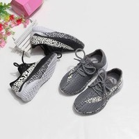 Fashion Online Kids Moccasins 2017 Newest Yeezy Boys Sneakers Breathable Boys Sneakers Kids Shoes Beb