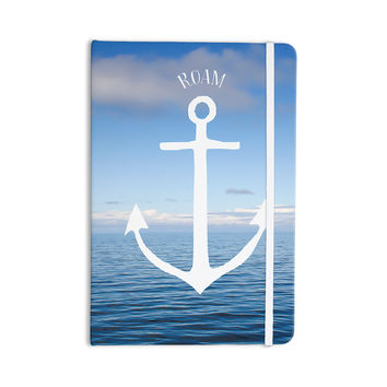 "Ann Barnes ""Roam III"" Anchor Everything Notebook"