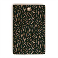 Pimlada Phuapradit Mini Leaves 1 Cutting Board Rectangle