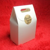 Paper bags for gifts - 50pcs/ Party Supplies Packaging
