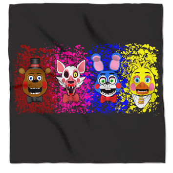 Five Nights At Freddy's Characters