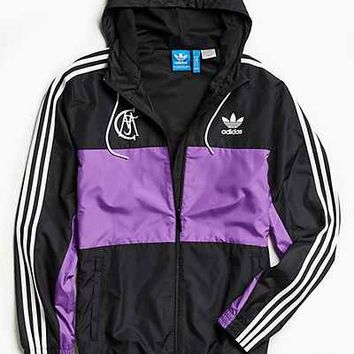 adidas Real Madrid Windbreaker Jacket - Urban Outfitters