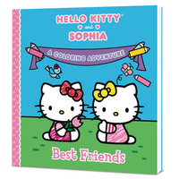 Best Friends: Hello Kitty & Me Personalized Coloring Book | Put Me In The Story