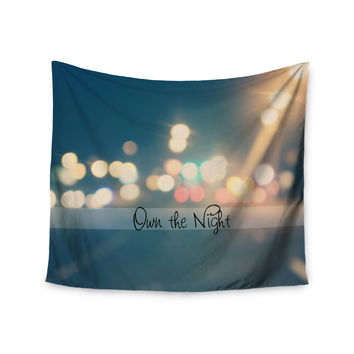 "Beth Engel ""Own The Night"" Wall Tapestry"