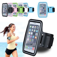 Waterproof Jogging Workout Sports Case for iPhone With Key Pocket