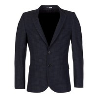 Paul Smith Navy Check Mid-Fit Suit Jacket