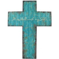 It is Well with My Soul Cross | Shop Hobby Lobby