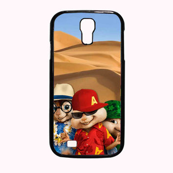 alvin and the chipmunks FOR SAMSUNG GALAXY S4 CASE *PS*