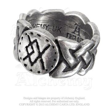Viking Virility Rune Ring