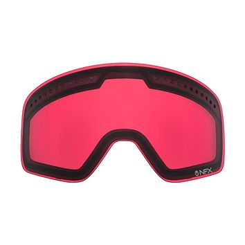 Dragon - D1 Rose  Snow Goggle Replacement Lenses /  Lenses