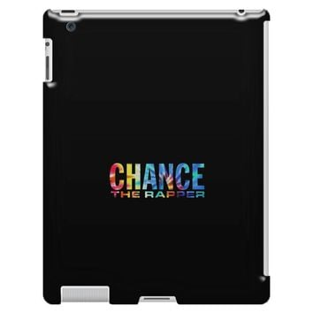 chance the rapper iPad 3 and 4 Case