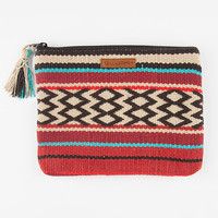 Billabong Absolute Moonz Clutch Red Combo One Size For Women 26738934901