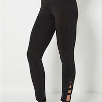 Caged High Waist Yoga Legging