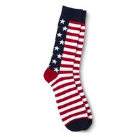 Mossimo Supply Co. Men's Americana Socks