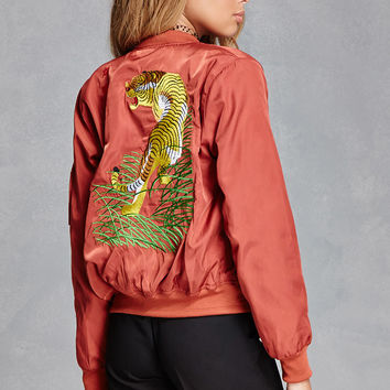 Tiger Souvenir Jacket
