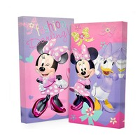 Disney Minnie Mouse & Daisy Duck 2-pk. Glow-in-the-Dark Wall Art