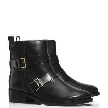 Tory Burch Riley Multi-buckle Bootie