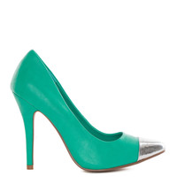 Electric Pumps - Mint