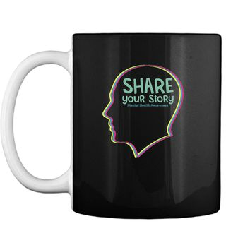 Mental Health Awareness Depression Suicide Prevention  Mug