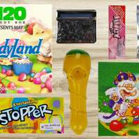 CANDYLAND GOODY BOX MAY 2016