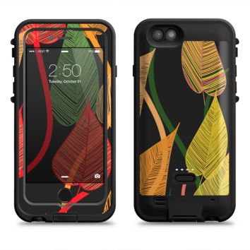 The Colorful Pencil Vines  iPhone 6/6s Plus LifeProof Fre POWER Case Skin Kit