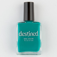 Destined Nail Color Teal Green One Size For Women 21563951201