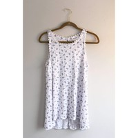 Women's Knit Peplum Tank Top by Lauren Conrad