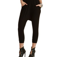 Sale-downtown Black Harem Pants