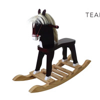 Teamson Kids - Windsor Derby Rocking Horse -TD-0091A
