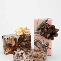 Real Tree Outfitters Wrapping Paper & Bow Set- Assorted One