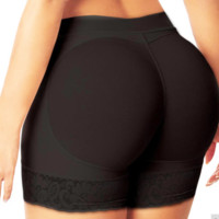 Apple Curves Padded Butt Lifter Shorts