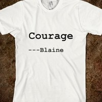 Klaine Courage