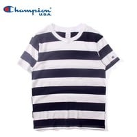 Best Deal Online Men's Champion Striped T-shirt