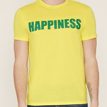 Happiness Graphic Tee