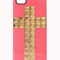Total Stud Cross Phone Case