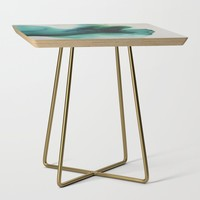 Anahata (Heart Chakra) Side Table by duckyb