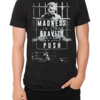 DC Comics The Dark Knight Joker Madness T-Shirt