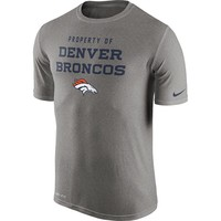 Nike Denver Broncos Legend Property Of Dri-FIT Tee