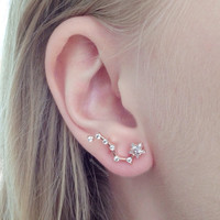 STAR CONSTELLATION EARRINGS - 2 COLORS