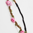 Trinity Floral Headband - Rose - One