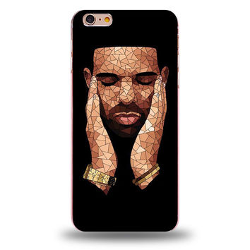 The Thinker Drake iPhone Case