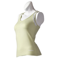 Criss-Cross Tank - Casual fitness apparel, shirts, jackets, tank tops, pants by Spinning.