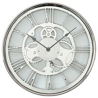 Metal Gear Wall Clock | Clocks | Home Accents | Decor | Z Gallerie
